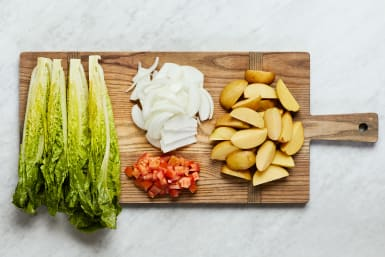 Prep and Roast Potatoes