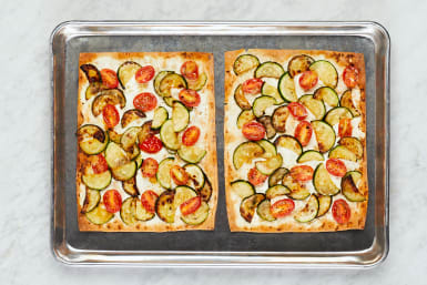Assemble and Bake Flatbreads