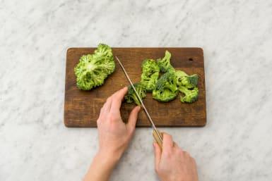 Dela broccoli