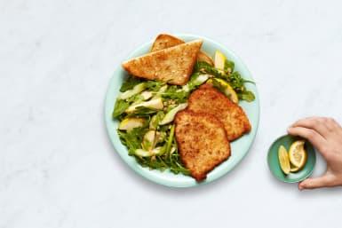 Mix Salad and Serve