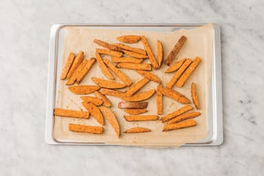 BAKE THE FRIES