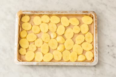 Rosta potatis