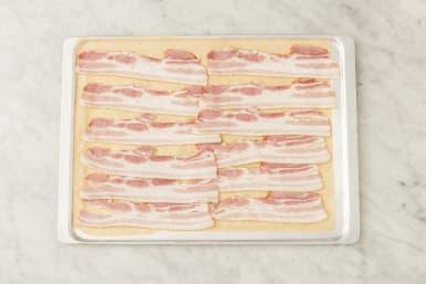 Stek bacon