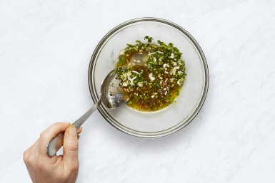 Make Chimichurri