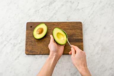 Förbered frukt & grönt