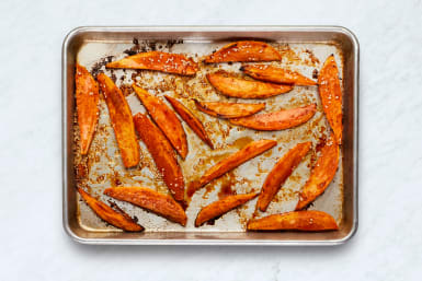 Glaze Sweet Potatoes