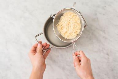 Jasminreis kochen