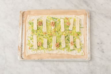 FLAMMKUCHEN BACKEN