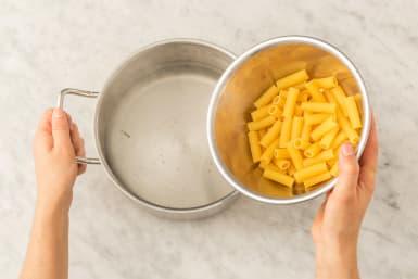 Boil the Pasta