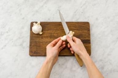 Garlic Time!