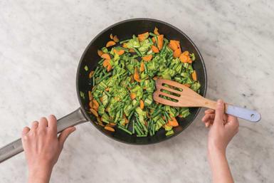 cook veg