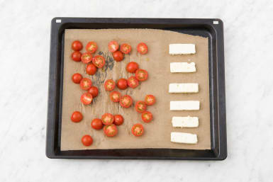 Rosta ost & tomater