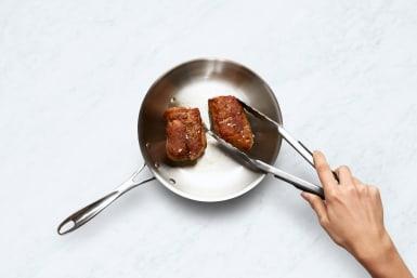 Sear Pork