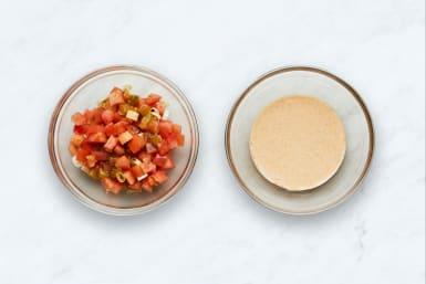 Make Cream and Salsa