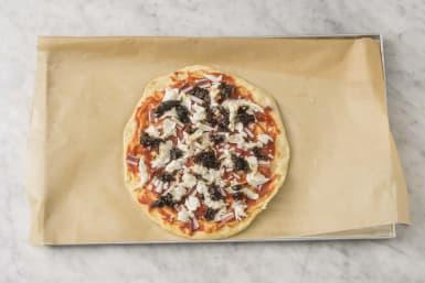 Build Your Pizzas