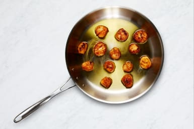 Cook Scallops