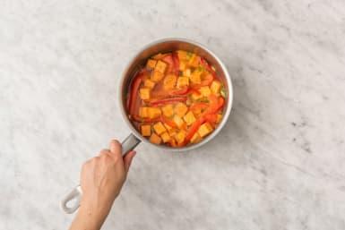 Suppe kochen