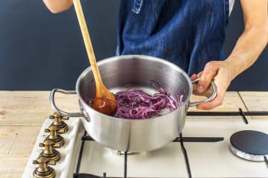 Caramelise the Onion