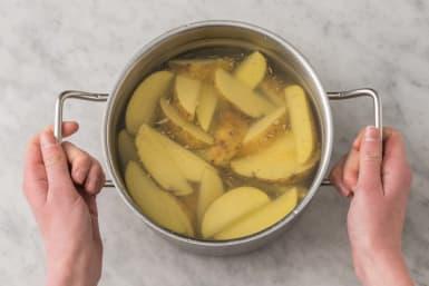 Start the Potatoes