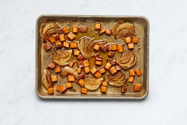 Prep and Roast Veggies