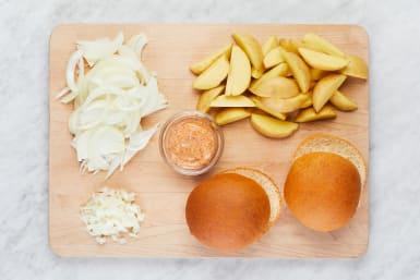 Prep and Mix Mayo