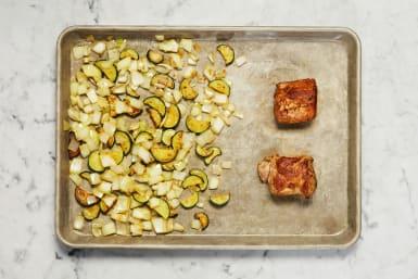 Roast Pork and Veggies