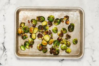 Roast Sprouts