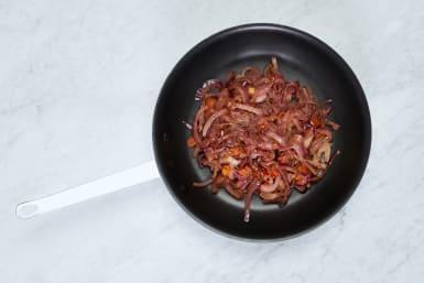 Make Tomato Onion Jam
