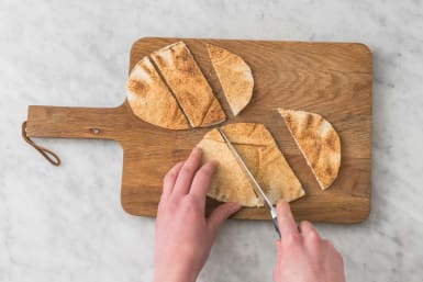 Grill the Flatbreads