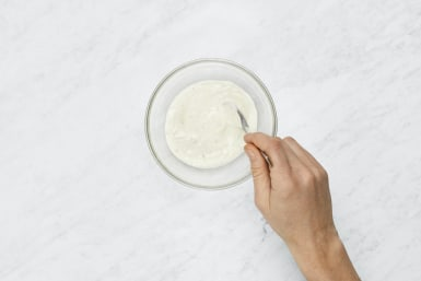 Toast Buns and Make Sauce