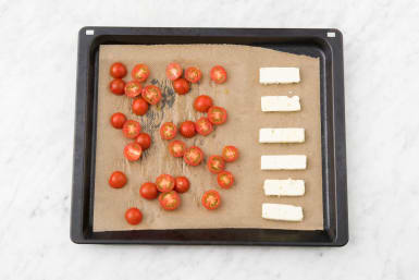TOMATEN BACKEN