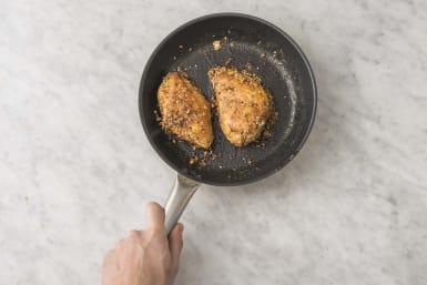 Stek kyckling
