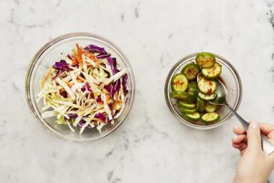Make Slaw & Pickles
