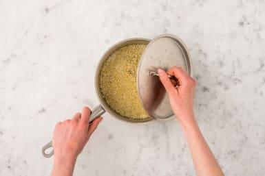 Laga quinoa