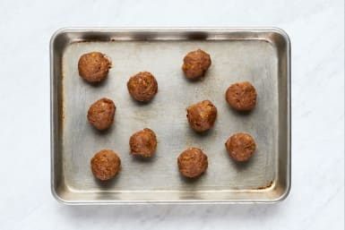 Form and Bake Meatballs