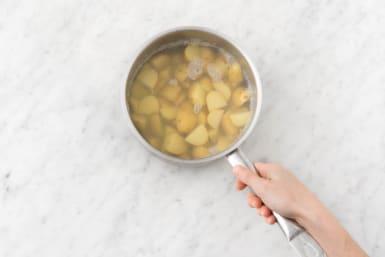 Mosa potatis
