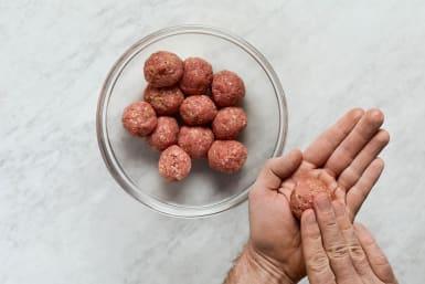 Form Meatballs