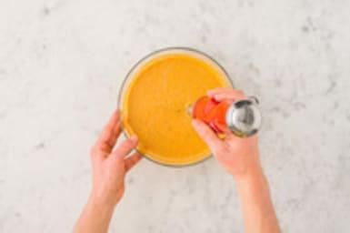 Gazpacho maken