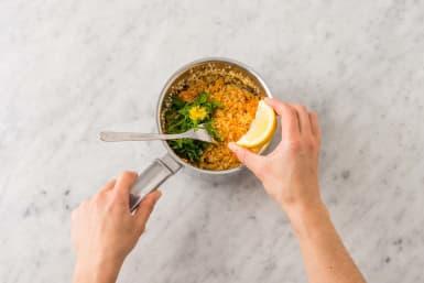 Smaksätt couscous