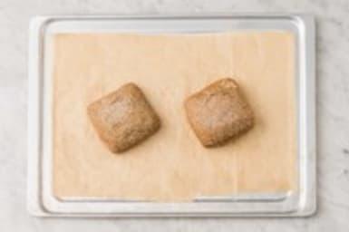 Broodje afbakken