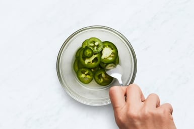 Pickle Jalapeño