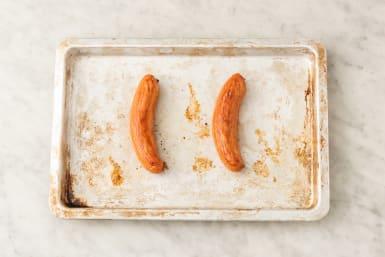 Bake Sausages