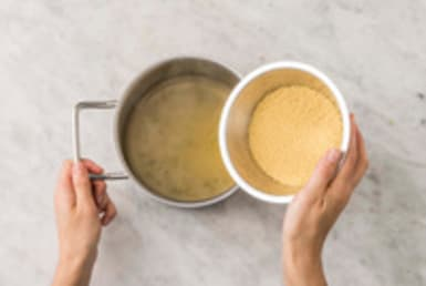 Couscous bereiden