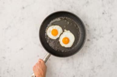 Cuire l'œuf