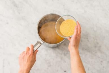 Koka couscous