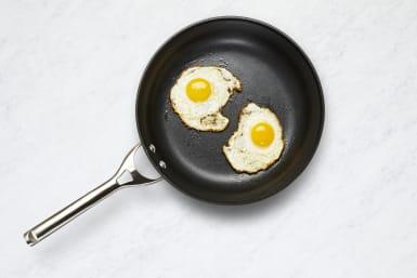 Fry Eggs
