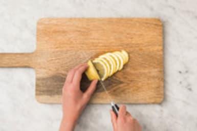Couper le citron