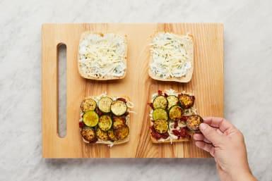 Assemble Sandwiches