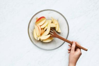 Marinate Apple