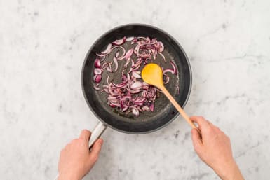 Cook the Onion